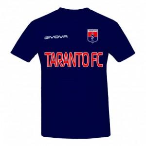 T-SHIRT BLU 2019/2020 TARANTO FC 1927