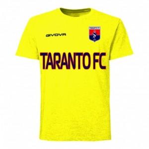 T-SHIRT GIALLA 2019/2020 TARANTO FC 1927
