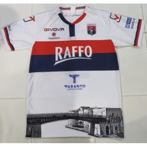 MAGLIA GARA AWAY JUNIOR 2019/2020 TARANTO FC 1927