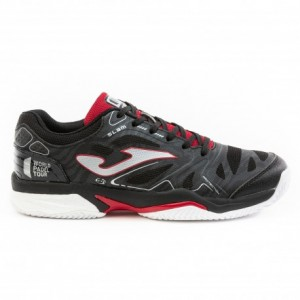 T.SLAM MEN 2001 BLACK - RED CLAY