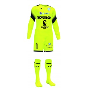 KIT GARA AWAY PORTIERE VIRTUS FRANCAVILLA 2020-21