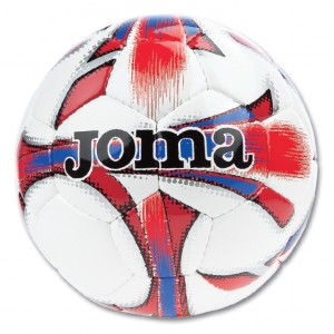 PALLONE JOMA DALI RED BLUE