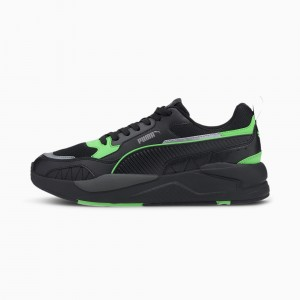 PUMA X-RAY 2 SQUARE BLACK